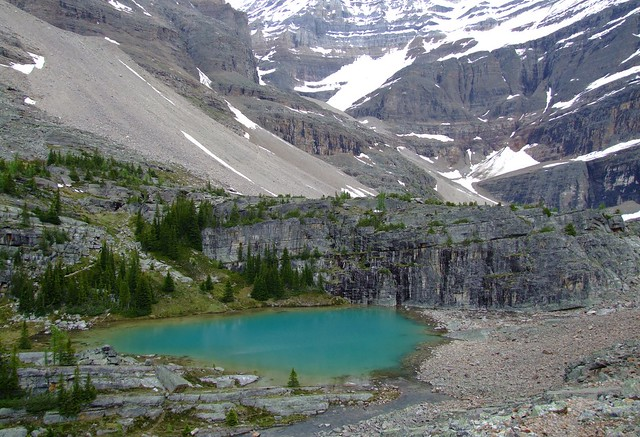 Lefroy Lake