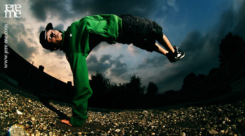 Bboy Xisco
