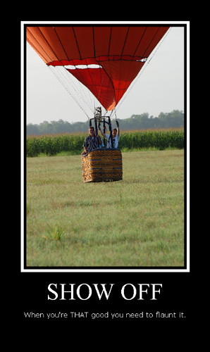 Motivational - Ballooning