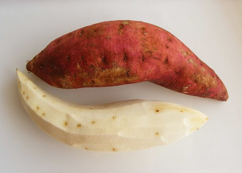Sweet potato (white kind)