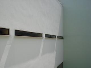 Le Corbusier's duplex, Weissenhofsiedlung, Stuttgart, 1927