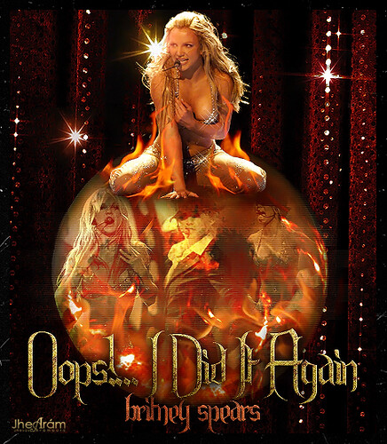 Britney Spears - Oops!... I Did It Again (Live at VMA 2000)