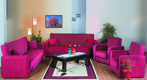 North Cyprus Furniture – Daisy Sofa Set