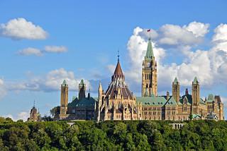 Quebec-7007 - Canadian Parliment Buildings