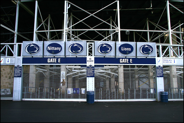 Behind Enemy Lines Penn State Mgoblog