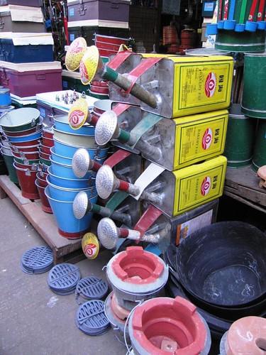 Market - Pyin U Lwin, Myanmar