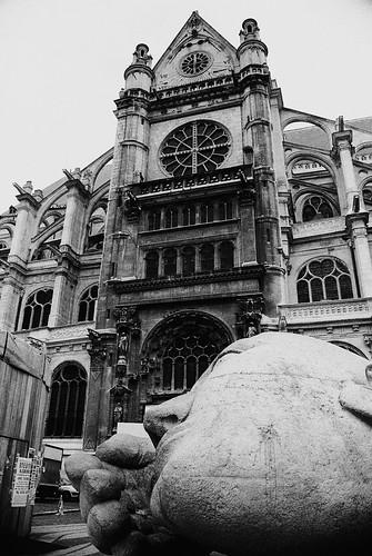 St-Eustache - Parigi