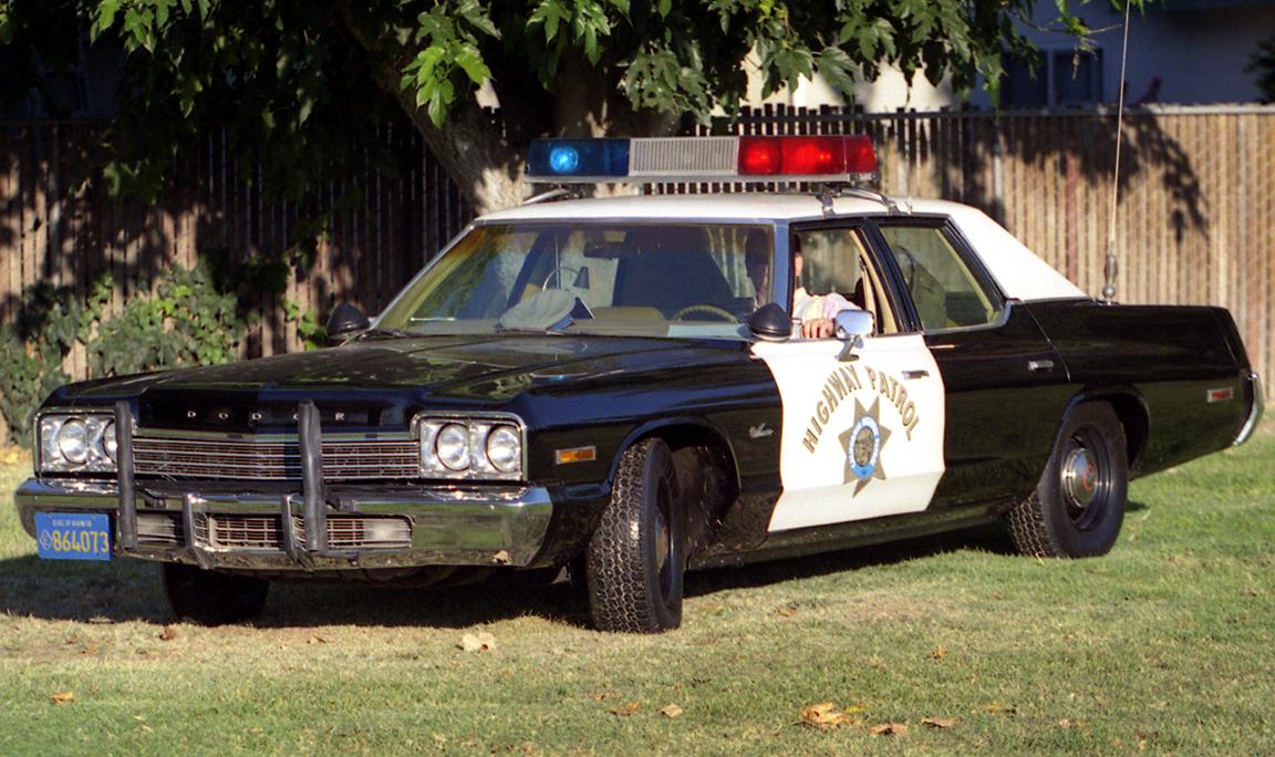 california highway patrol dodge monaco  photo  flickriver