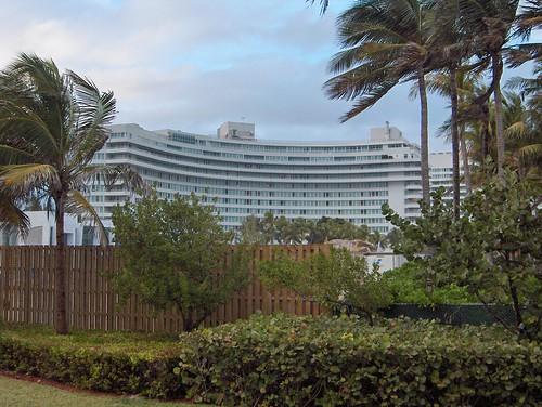 Hôtel Hilton, Miami
