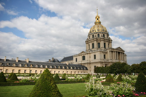 Dome Church, Les Invalides, Paris