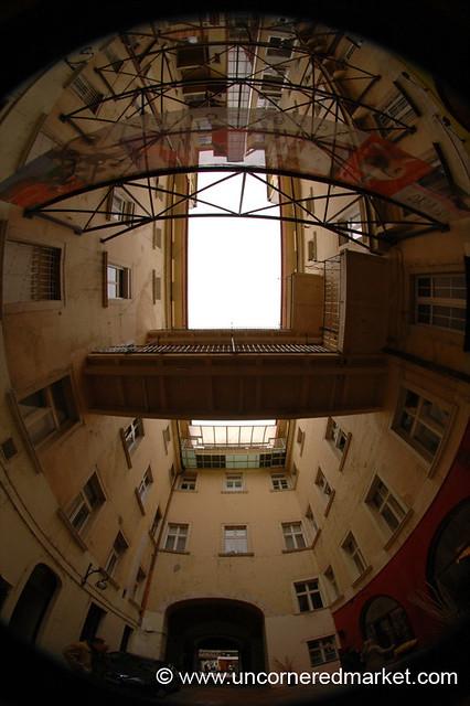 Bratislava Courtyard - Slovakia