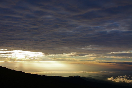 africa morning sky sun mountain kilimanjaro clouds sunrise trek canon tanzania dawn horombo 50d