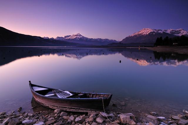 Lago di Santa Croce (BL)