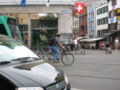 Basel traffic