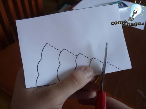 Como hacer una tarjeta navide a taringa - Hacer una postal de navidad ...