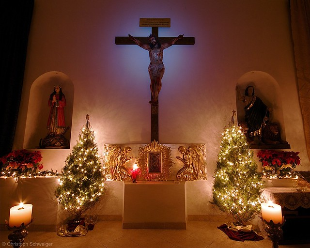 Decorating Ideas > Christmas Decoration At St Daniel The Prophet Catholic  ~ 092859_Christmas Decoration For Church