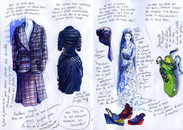 Lyon-capitale-resistance-Robes-et-chaussures