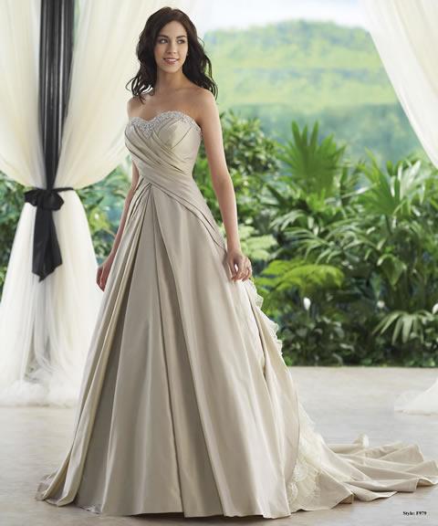 vestidos y trajes de novia baratos mercanovia mod 979