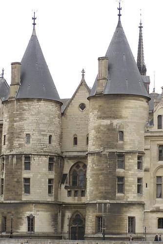 Parigi conciergerie palazzo di giustizia della citt di for Parigi non turistica
