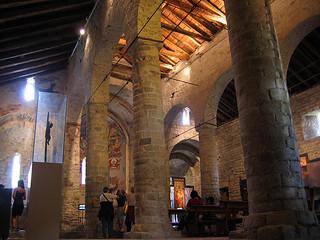 Bilde av Sant Climent de Taüll nær la Vall de Boí. church iglesia catalonia catalunya romanesque romanic romanico taull esglesia valldeboí altaribagorça