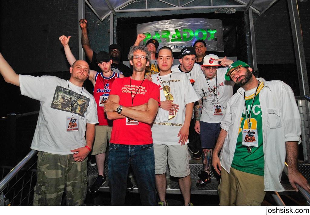 My Crew Be Unruly @ Paradox