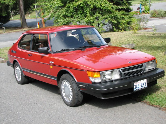 1986 saab 900 turbo flickr photo sharing. Black Bedroom Furniture Sets. Home Design Ideas