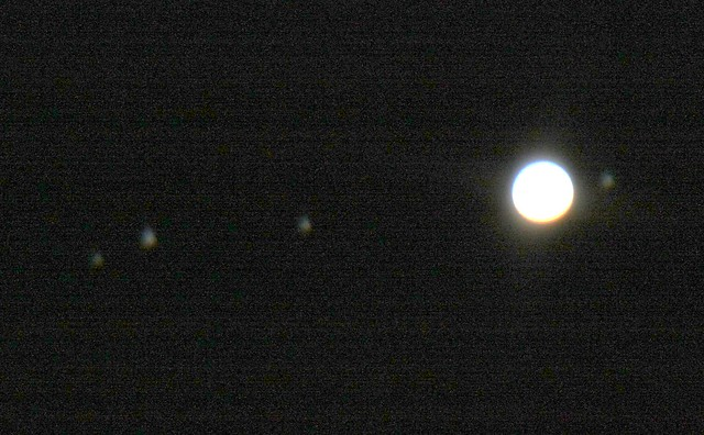 Jupiter and All Its Moons (page 2) - Pics about space