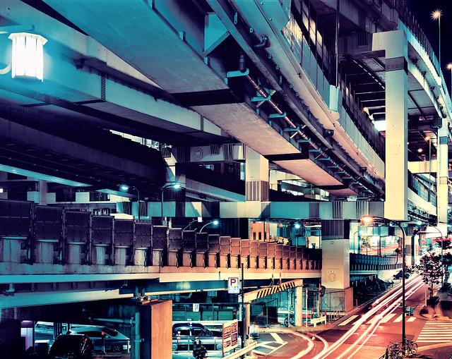 Tokyo Elevated Expressways 3