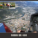 Trento  - Aerial Photo  -  ROBIN DR 400