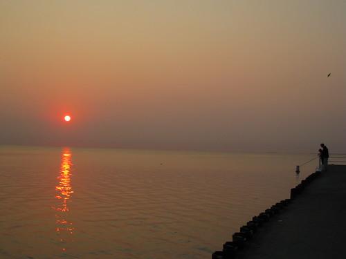 sunset doorcounty sd890