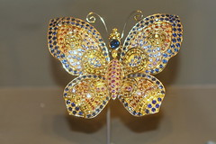 moths and butterflies, butterfly, yellow, invertebrate, brooch,