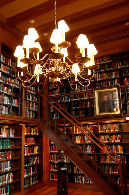 Library Reserve Room Csumb
