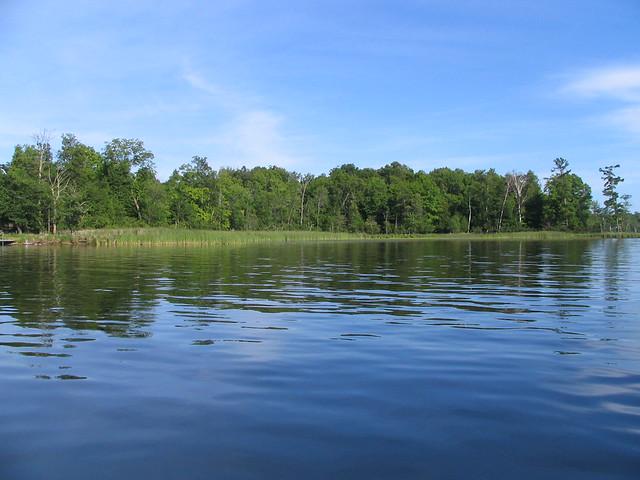 Header of bay lake