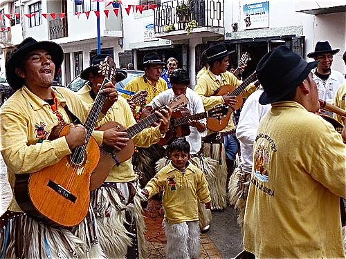 ecuador music