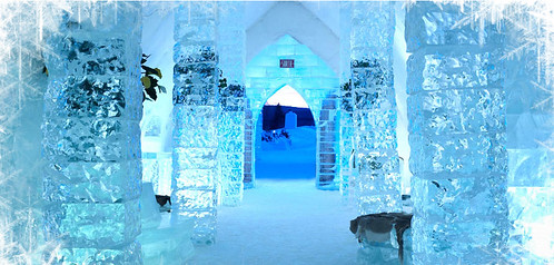 Ice Hotel Montreal