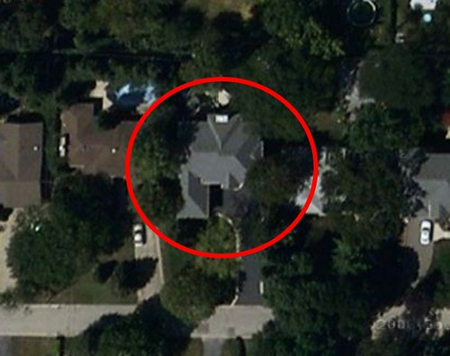Satellite view of my house flickr photo sharing for See images of my house