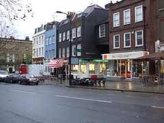 Hampstead High Street