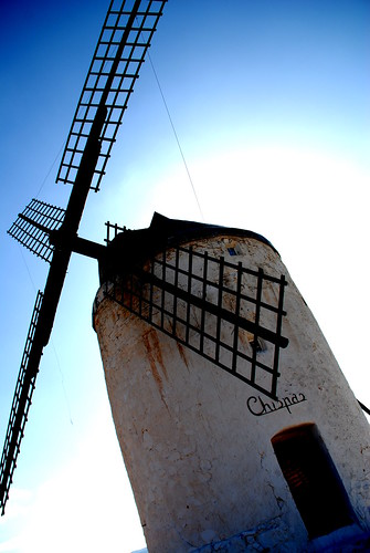 El Molino / The Wind Mill
