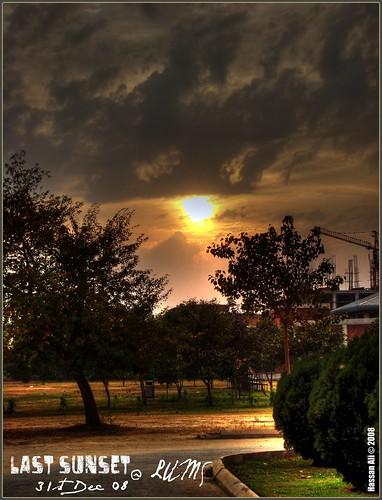 pakistan sunset sun sports set clouds complex lahore lums lahoreuniversityofmanagementsciences abigfave