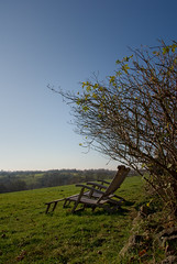 Chairs with a View - Photo of Beaune-d'Allier