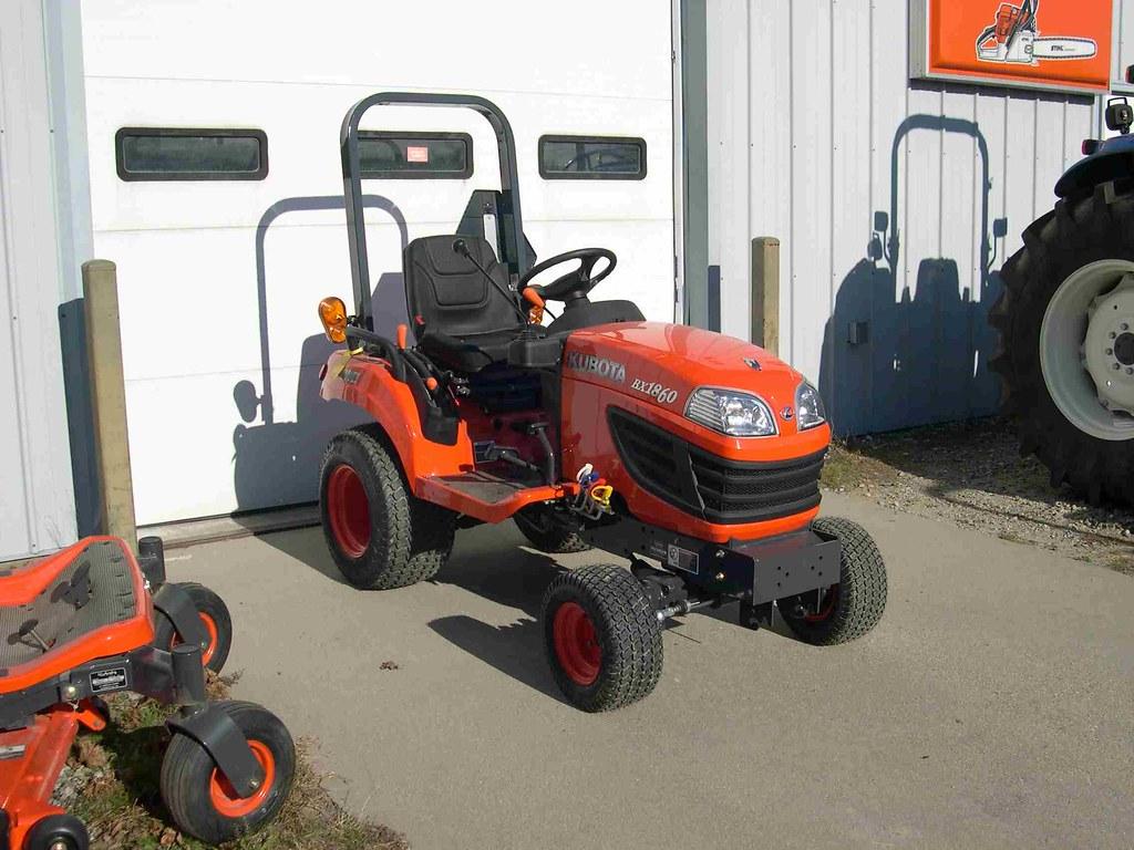 Kubota Rear Work Light : Mytractorforum the friendliest tractor forum and