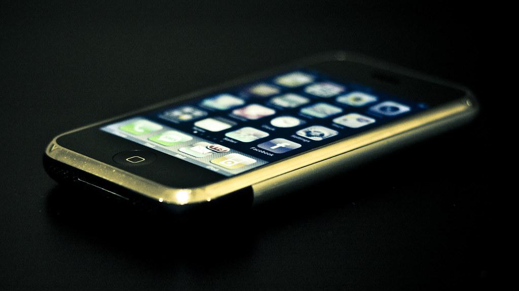 My iPhone 2G 2008 8Gb