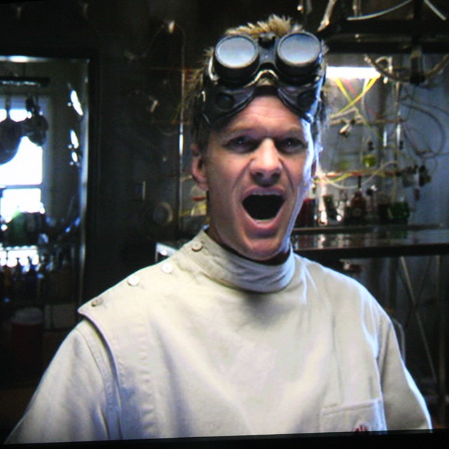 is dr horrible really an evil In 2008, five years after the close of buffy, the vampire slayer, four years after the end of angel, and the year before dollhouse, their creator joss whedon took it upon himself to make a short series for the web, the three-act musical tragicomedy, dr horrible's sing-along blog widely.