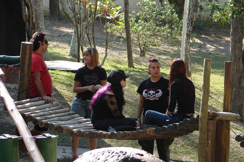 O Evento_Ajuntamento Das Tribos 2007