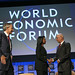 Tony Blair, Condoleezza Rice, Klaus Schwab - World Economic Forum Annual Meeting Davos 2008