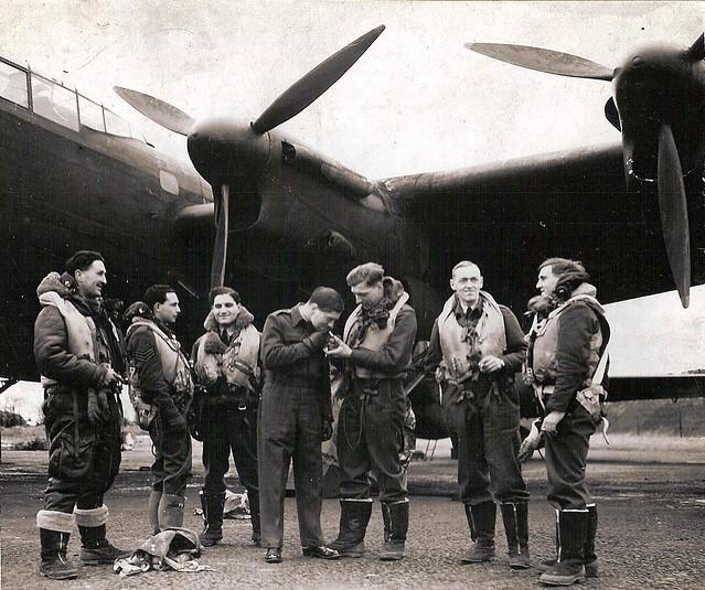 Lydons Crew 1943/44