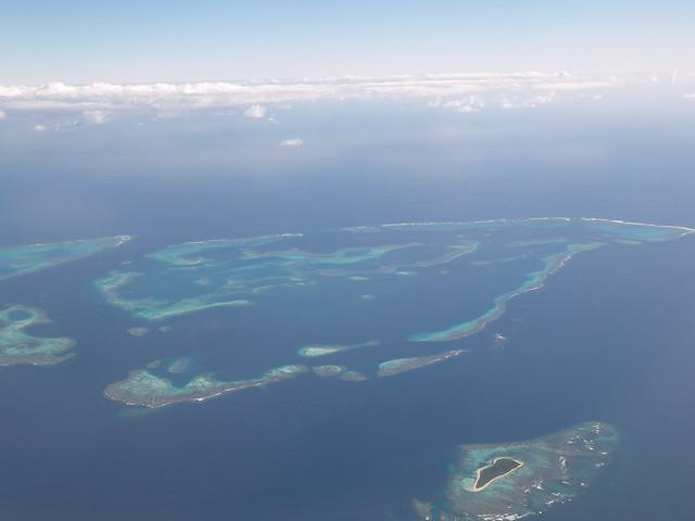 Récifs de l'Ile des Pins