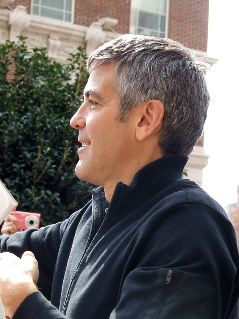 George Clooney @ The Westin ...