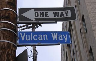 Vulcan Way