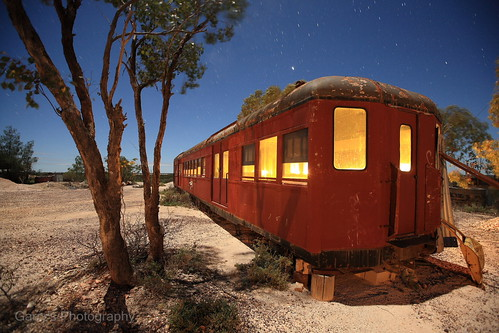 Outback Night Express